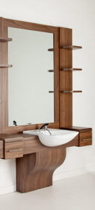 Consort Unit with Basin